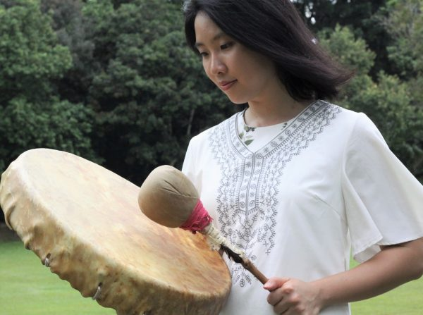 Shamanic Drum Sound Healing by Li Xuan - Xuan Healing Cove