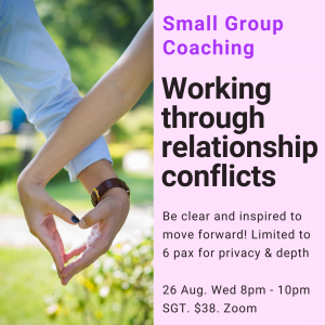Small Group Coaching